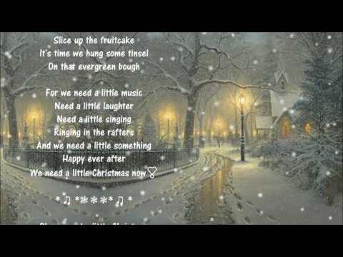 We Need A Little Christmas ༺♥༻ Percy Faith