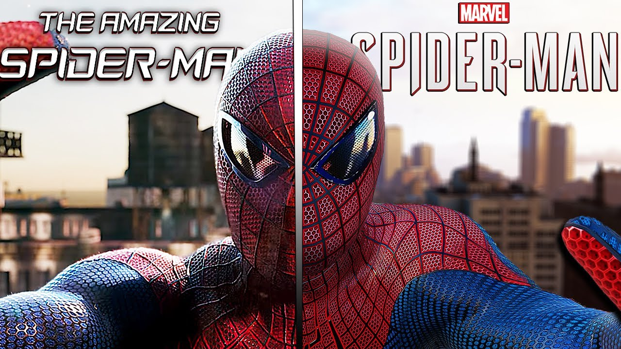 """Download Spider-Man PS5 """"Becoming Spider-Man"""" Scene Recreation The Amazing Spider-Man (Spider-Man Remastered)"""