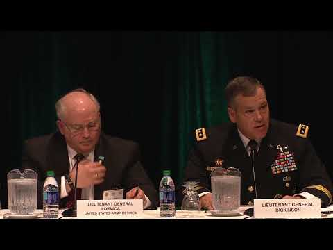 AUSA Global Force Symposium (2018) - Air and Missile Defense