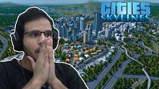 عالرايق: مدينتي الي محد يقدر يدخلها! (1) - Cities Skylines