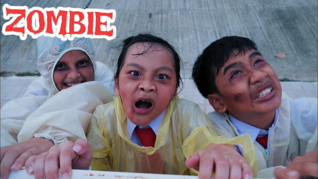 กลายพันธุ์แล้ว! ไวรัสสายพันธุ์ซอมบี้ โคโรวิท 2020 โรงเรียนหรรษา ซีซั่น 2 ใยบัว ฟันแฟมิลี่ Fun Family