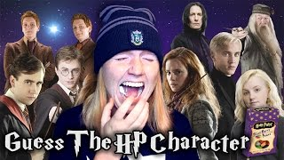 Guess The Harry Potter Character Challenge