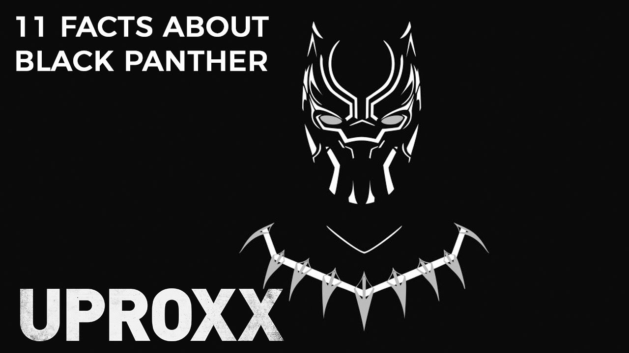 11 Facts About Black Panther, The King Of Wakanda