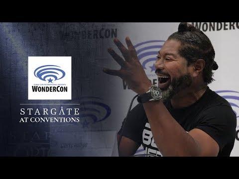 Stargate WonderCon Panel | Stargate Command