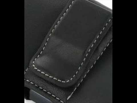 PDair Leather Case for HTC P3470/HTC Pharos 100 Pouch Type
