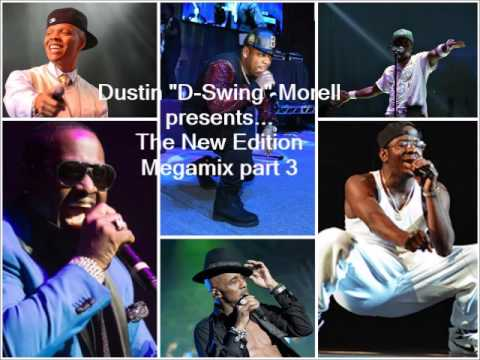 The New Edition Megamix part 3