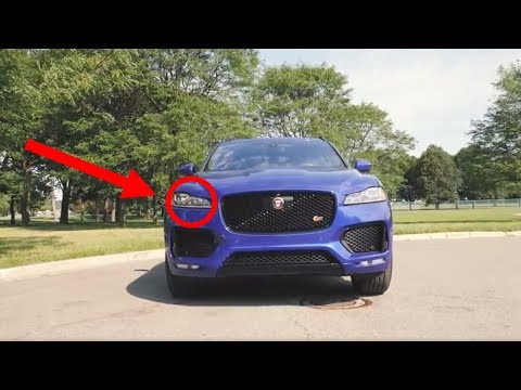 WATCH NOW! 2017 Jaguar F Pace S is a fun but thirsty travel companion