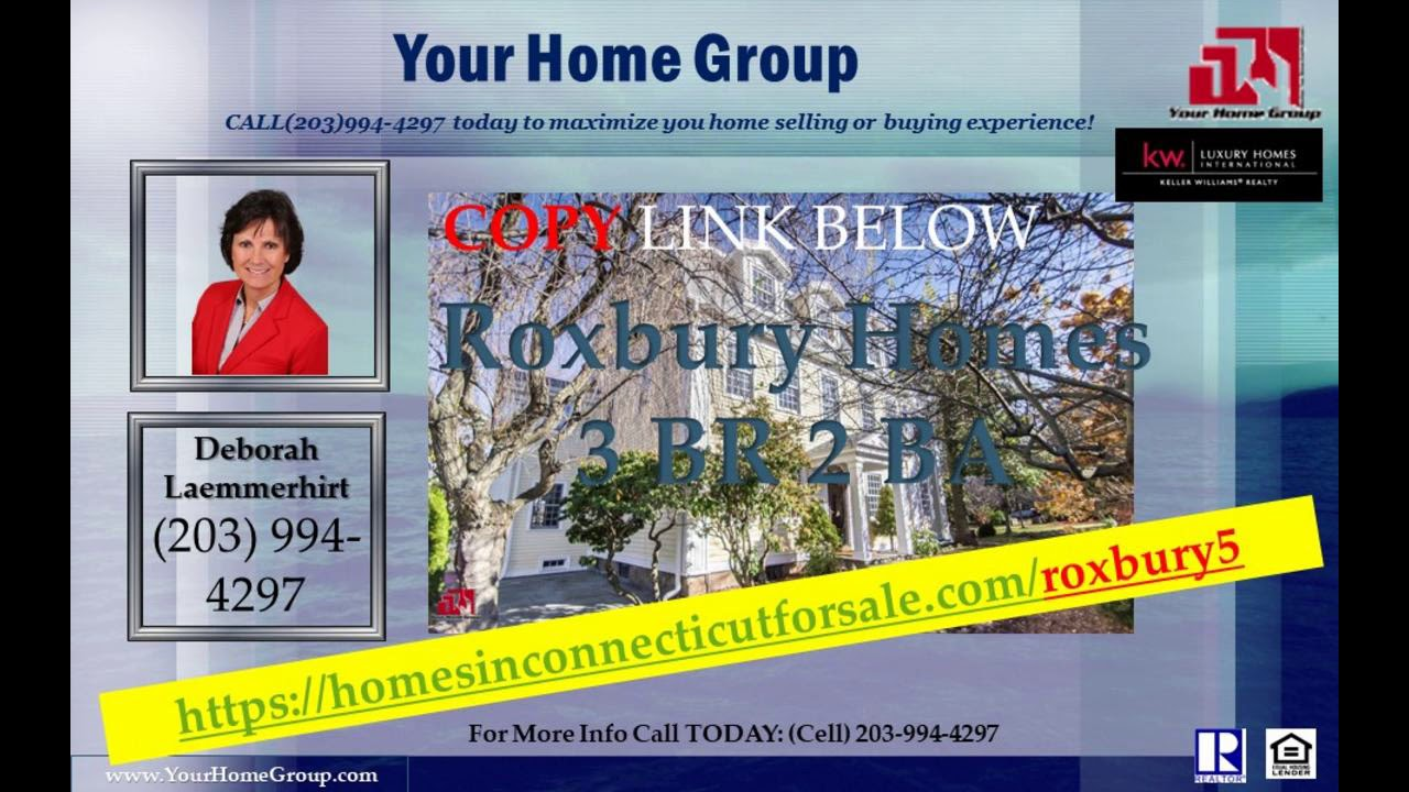 roxbury ct 3 br 2 ba homes with fireplaces for sale youtube
