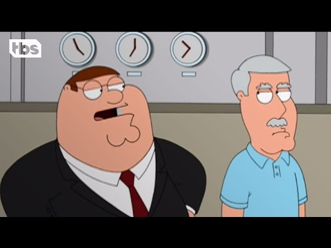 Family Guy: The Big Bang Theory Viewing Party (Clip) | TBS