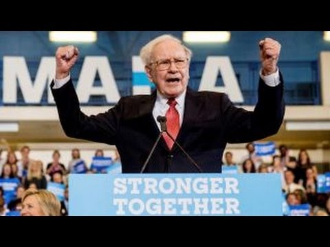 Warren Buffett slams Donald Trump