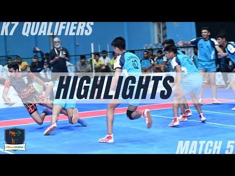 Bhaini School vs Parveen & Jasvir Academy | K7 Quaifiers | Pool A | Highlights