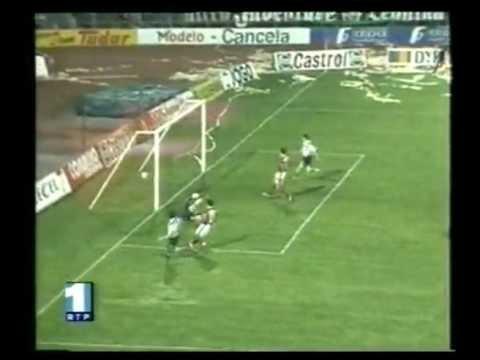 RICARDO SÁ PINTO - ANOS 90 - SPORTING CLUBE DE PORTUGAL