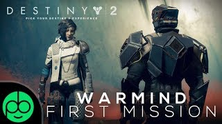 Destiny 2: Warmind Launch First Mission