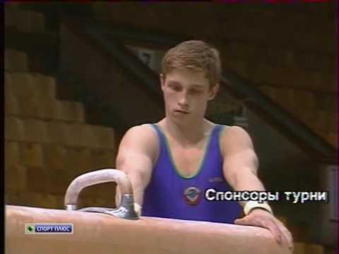 1992 Moscow World Stars gymnastics  Gutsu Scherbo Misutin Galieva