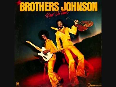 Brothers Johnson  -  Runnin' For Your Lovin'