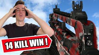 Teammate lies in 14 Kill Warzone WIN!