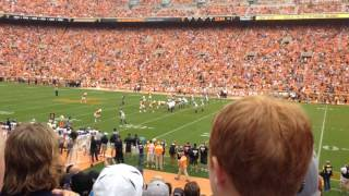 3rd down at Tennessee