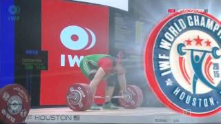Тяжелая атлетика. Чемпионат Мира 2015 г. Супертяжи. Мужчины от 105 кг.
