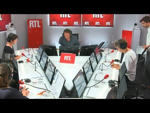 Le journal RTL de 18 heure du 27 août 2018