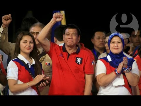 Who is 'Punisher' Rodrigo Duterte?