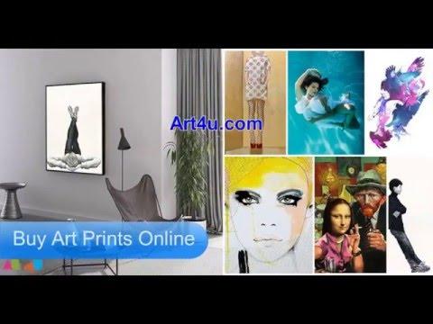 Beautiful Art Prints Online For Home Decor - Art4U