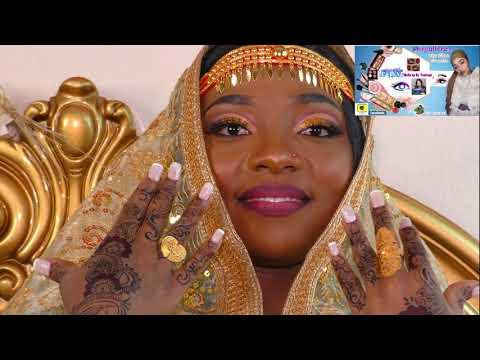 mariage de hassani