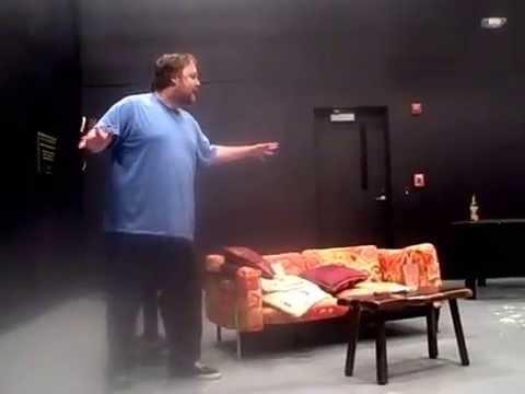 Theater - The Woolgather scene