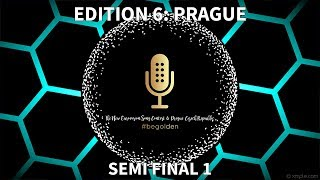 The New Eurovision Song Contest #6 SEMI FINAL 1