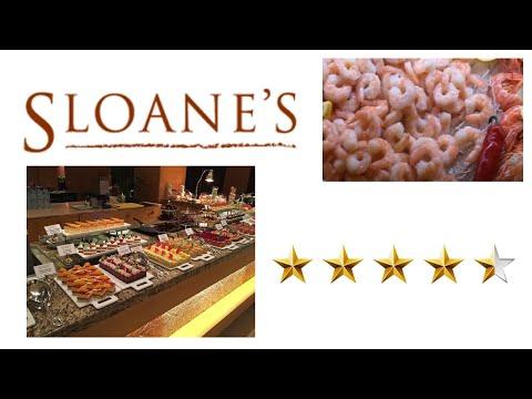 Sloane's Buffet Dubai Review