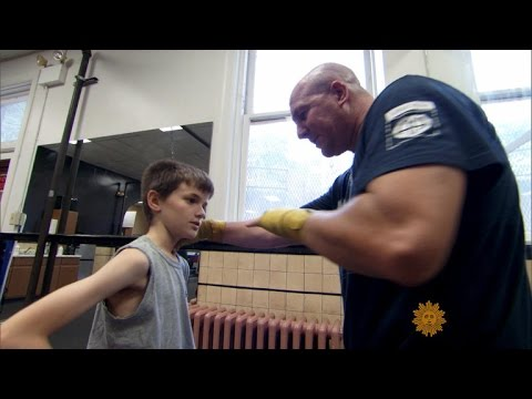 Pittsburgh detective thinks outside the box to help foster kids