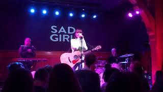 Sasha Sloan - Older (Live at Schuba's Tavern, Chicago)