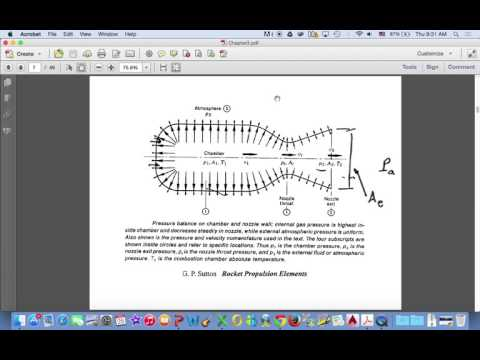 Spacecraft Propulsion Lecture3 1/2