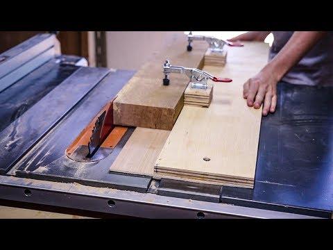 How to make a Straight Edge Cutting Jig Doovi