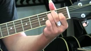 belajar chord intro armada apa kabar sayang
