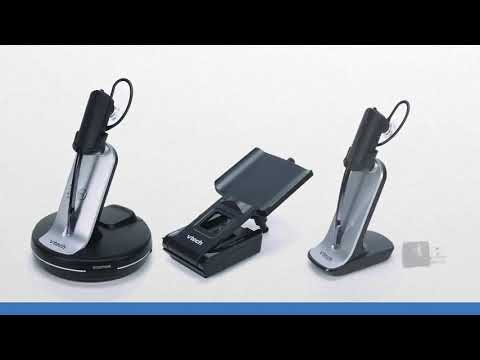 Convertible Office Wireless Headset | VH6210 | VTech® Cordless Phones