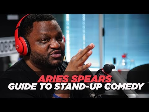 Aries Spears On Controversial Comments About Jay Pharoah
