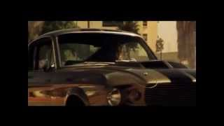 Gone In 60 seconds Car Chase scene
