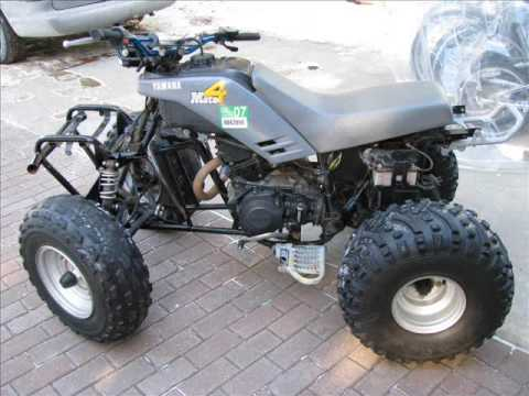Restoration Yamaha Wolverine