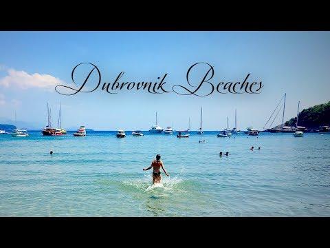 Лучшие пляжи в Дубровнике и Цены // Copacabana, Coral Beach Club
