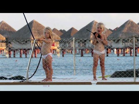 18. Sailing, Diving, Climbing Bora-Bora @The Life Nomadik
