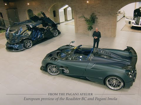 Roadster BC and Pagani Imola EU Preview
