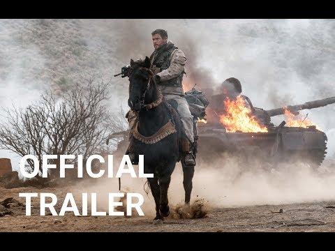 12 Strong   International Trailer