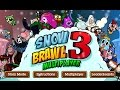 SNOWBRAWL 3 Multiplayer (Cartoon Network Games)
