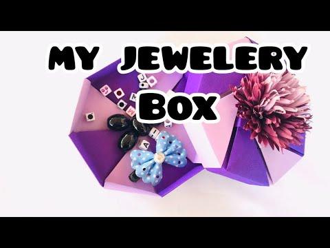 how-to-make-beautiful-jewelry-box/-wedding-cake-box