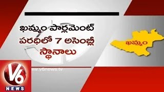 In Telangana areas in Khammam leaders are expecting YCP party into leading