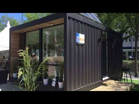 shipping container home toronto