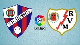 Huesca vs Rayo Vallecano - Highlights & All Goals - La Liga 2018/19 - Gameplay