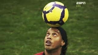 Ronaldinho Top Freestyle Tricks That You Never Seen