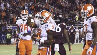 Redemption - Clemson National Championship Hype 2017