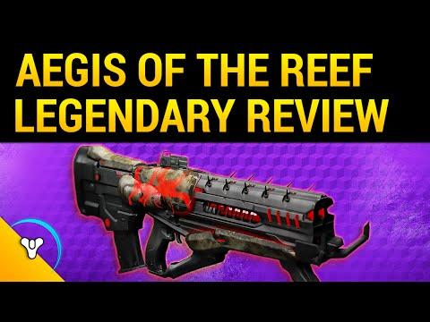 Destiny Taken Spring: Aegis of the Reef Review